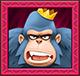 Wild monkey gorilla