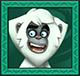 Wild monkey langur