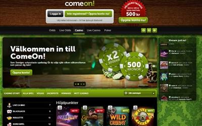 comeon-screen