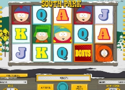 South Park spelautomat
