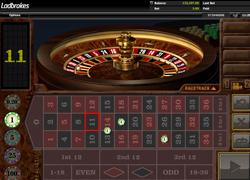 Ladbrokes Roulette