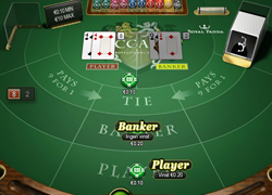 Royal Panda baccarat